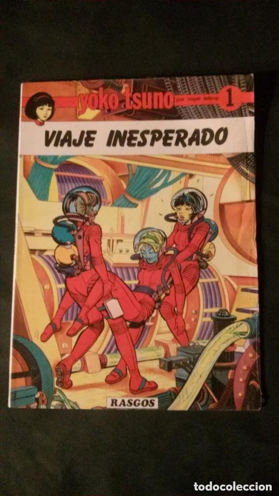YOKO TSUNO Nº 1-VIAJE INESPERADO-PRECINTADO (Comics und Tebeos - Juventud - Yoko Tsuno)