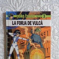 Cómics: LA FORJA DE VULCA - N. 3 - CATALA. Lote 142955818