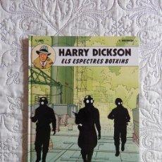 Cómics: HARRY DICKSON ELS ESPECTRES BOTXINS N. 2 - CATALA. Lote 143063118