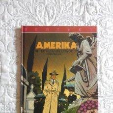 Cómics: AMERIKA DETECTIU A HOLLYWOOD N. 4 - CATALA. Lote 143063390