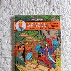 Cómics: BARELLI - VOLUM 1 - L ILLA DEL BRUIXOT N. 2 - CATALA. Lote 143063882