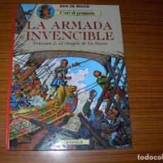 Cómics: CORI EL GRUMETE LA ARMADA INVENCIBLE VOLUMEN 2 EDITA JUVENTUD . Lote 143370598