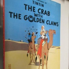 Cómics: THE CRAB WITH THE GOLDEN CLAWS , THE ADVENTURES OF TINTIN - HERGÉ. Lote 143656206