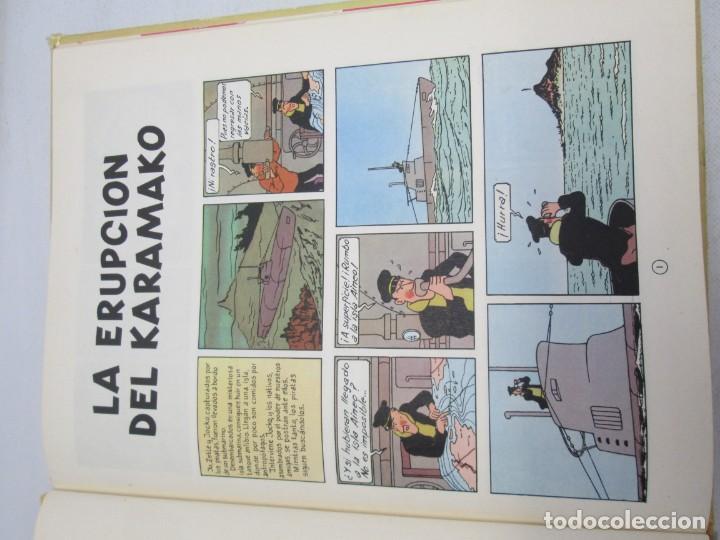 Cómics: LAS AVENTURAS DE JO, ZETTE Y JOCKO. LA ERUPCION DEL KARAMAKO. ED. JUVENTUD. 1 EDICION 1971 - Foto 9 - 143693434