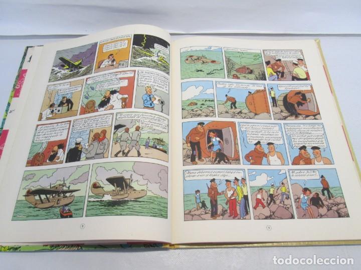 Cómics: LAS AVENTURAS DE JO, ZETTE Y JOCKO. LA ERUPCION DEL KARAMAKO. ED. JUVENTUD. 1 EDICION 1971 - Foto 10 - 143693434