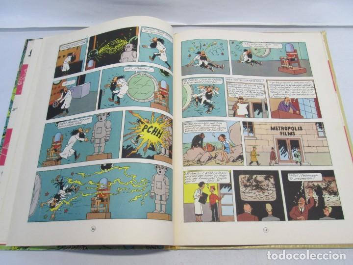 Cómics: LAS AVENTURAS DE JO, ZETTE Y JOCKO. LA ERUPCION DEL KARAMAKO. ED. JUVENTUD. 1 EDICION 1971 - Foto 11 - 143693434