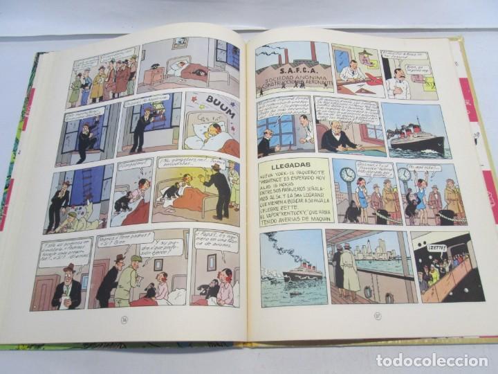 Cómics: LAS AVENTURAS DE JO, ZETTE Y JOCKO. LA ERUPCION DEL KARAMAKO. ED. JUVENTUD. 1 EDICION 1971 - Foto 13 - 143693434