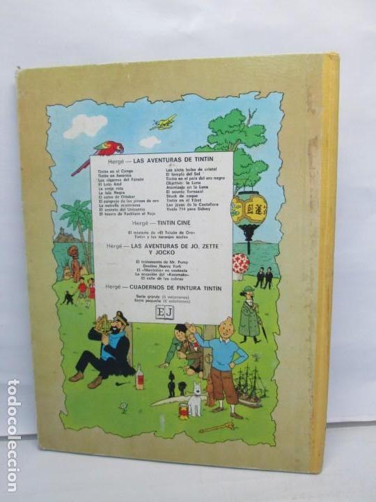 Cómics: LAS AVENTURAS DE JO, ZETTE Y JOCKO. LA ERUPCION DEL KARAMAKO. ED. JUVENTUD. 1 EDICION 1971 - Foto 17 - 143693434