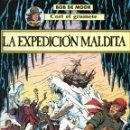 Cómics: BOB DE MOOR - CORI EL GRUMETE Nº 1, LA EXPEDICIÓN MALDITA - PRIMERA EDICIÓN JUVENTUD 1989. Lote 144723414