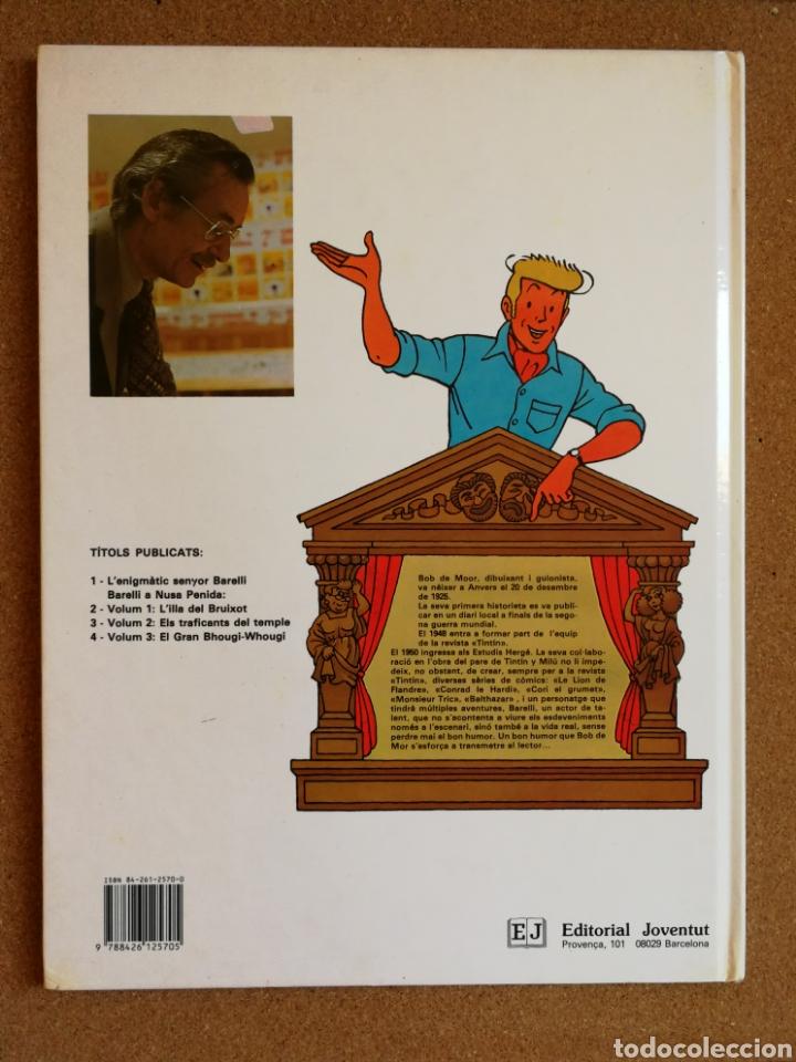 Cómics: BOB DE MOOR-BARELLI.VOLUM 3.EL GRAN BHOUGI-WHOUGI.PRIMERA EDICIÓ.CATALÀ - Foto 2 - 145143222