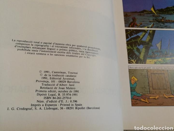 Cómics: BOB DE MOOR-BARELLI.VOLUM 3.EL GRAN BHOUGI-WHOUGI.PRIMERA EDICIÓ.CATALÀ - Foto 5 - 145143222