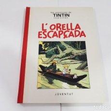 Cómics: LIBRO LA ORELLA ESCAPÇADA (BLANCO Y NEGRO 1ª EDIC. CATALÀN). Lote 145423026