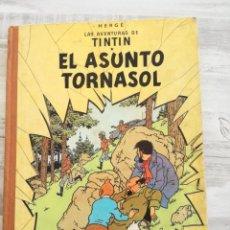 Cómics: EL ASUNTO TORNASOL (SEGUNDA EDICIÓN, 1965) - TINTÍN. Lote 146204802