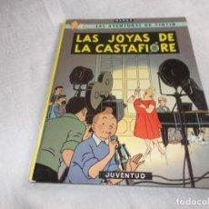 Comics : TINTIN LA JOYAS DE LA CASTAFIORE. Lote 146219050