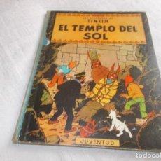 Cómics: TINTIN EL TEMPLO DEL SOL 1ª EDICIÓN. Lote 146252318