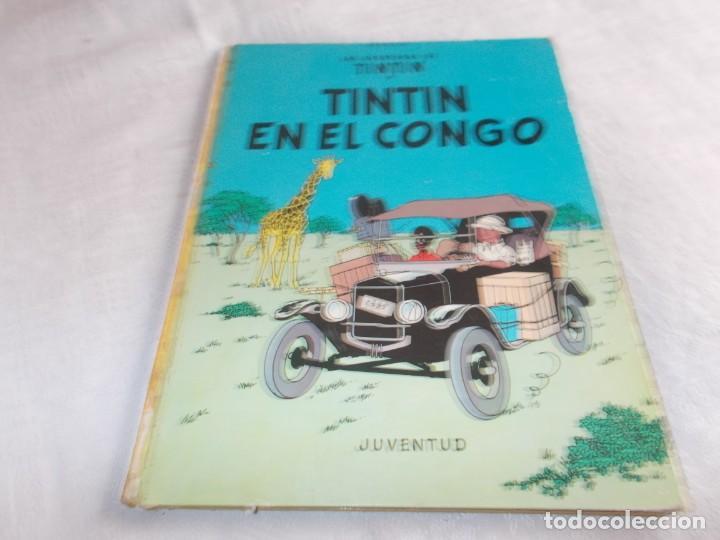 TINTIN EN EL CONGO (Tebeos y Comics - Juventud - Tintín)