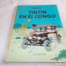 Cómics: TINTIN EN EL CONGO . Lote 146280894