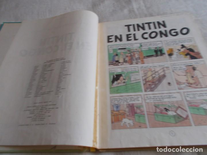 Cómics: TINTIN En el Congo - Foto 4 - 146280894