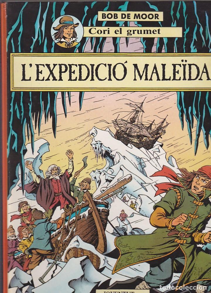 COMIC COLECCION CORI EL GRUMET L'EXPEDICIO MALEIDA BOB DE MORR EDITORIAL JOVENTUT (Tebeos y Comics - Juventud - Otros)