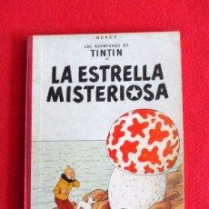 Cómics: TINTIN - LA ESTRELLA MISTERIOSA. Lote 146510578