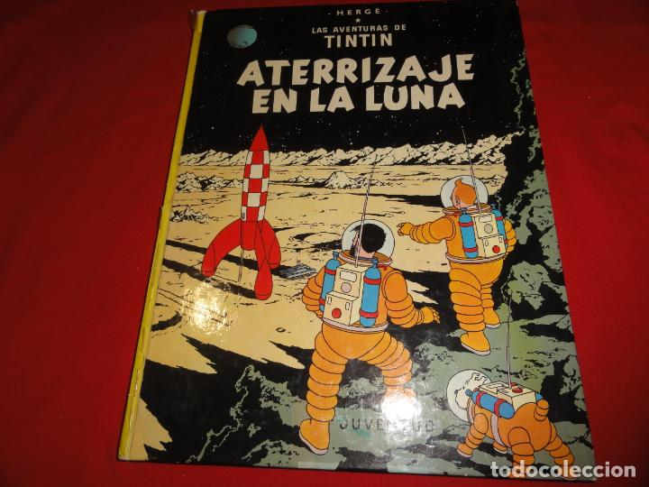 TINTIN. ATERRIZAJE EN LA LUNA. C-30. COMIC RESERVADO A SANTIAGO RUBIO.NO COMPRAR (Tebeos y Comics - Juventud - Tintín)
