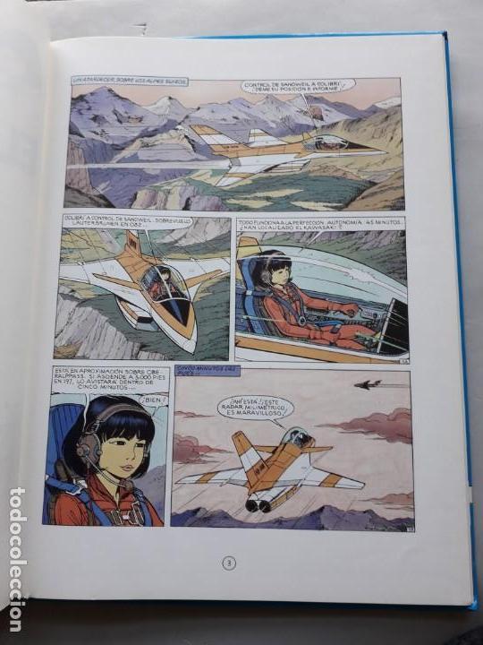 Cómics: El cañón de Kra. Yoko Tsuno. - Foto 4 - 146991774