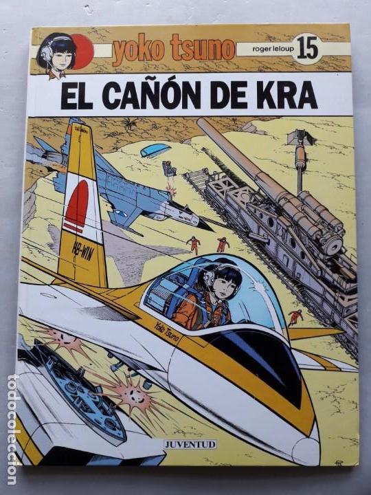 EL CAÑÓN DE KRA. YOKO TSUNO. (Tebeos y Comics - Juventud - Yoko Tsuno)