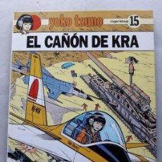 Cómics: EL CAÑÓN DE KRA. YOKO TSUNO.. Lote 146991774