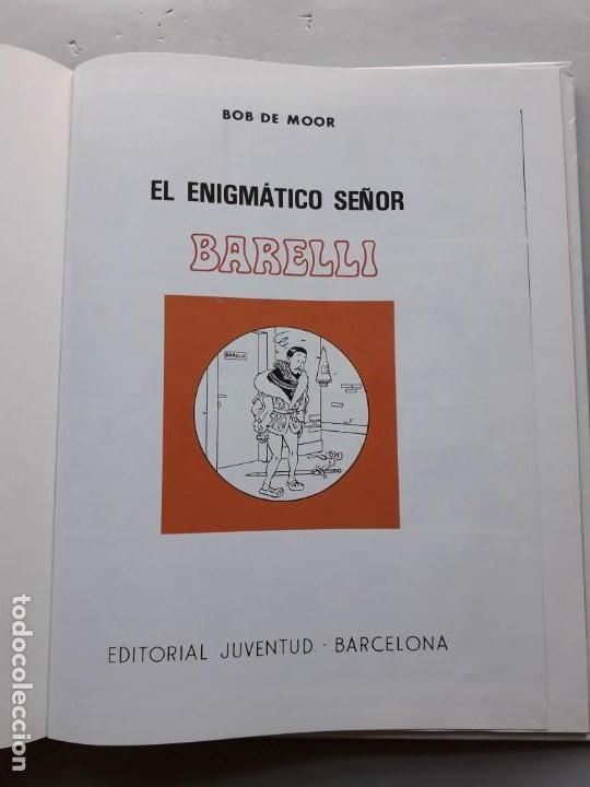 Cómics: El enigmático señor Barrelli. Bob de Moor - Foto 2 - 146992626