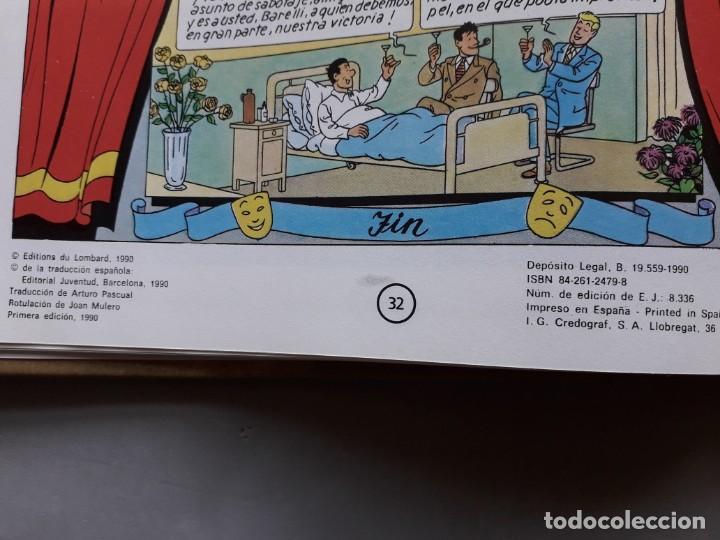 Cómics: El enigmático señor Barrelli. Bob de Moor - Foto 4 - 146992626