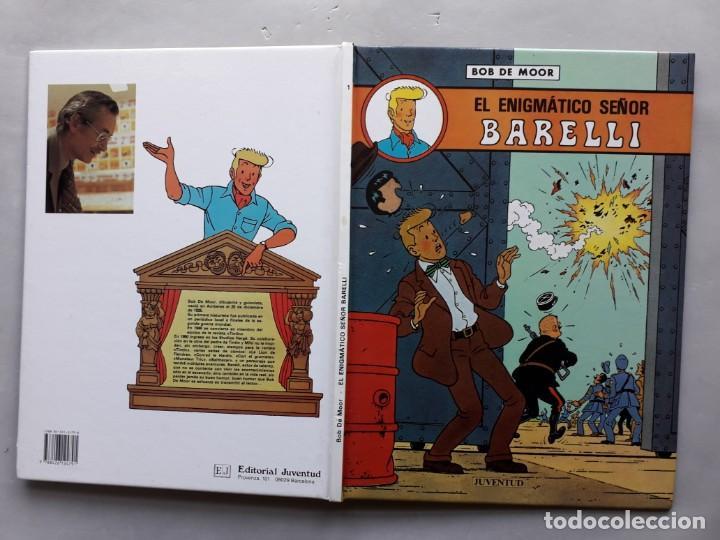 Cómics: El enigmático señor Barrelli. Bob de Moor - Foto 5 - 146992626