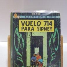 Cómics: LIBRO VUELO 714 PARA SIDNEY. Lote 147376834