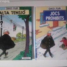 Cómics: QUICO I FLUPI. Lote 147615054