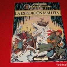 Cómics: CORI EL GRUMETE. Nº 1. LA EXPEDICION MALDITA. EDITORIAL JUVENTUD .TAPA DURA C-30. Lote 147682630