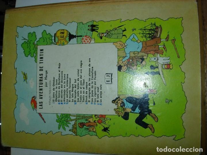 Cómics: TINTIN / LA OREJA ROTA JUVENTUD 1966 - Foto 2 - 147737994