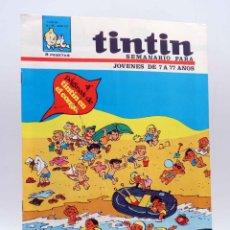 Comics: TINTÍN, SEMANARIO PARA JÓVENES 39 (VVAA) ZENDRERA, 1968. OFRT. Lote 219080413