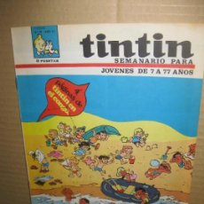 Cómics: SEMANARIO TINTIN Nº 39. . Lote 148022782