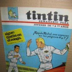 Cómics: SEMANARIO TINTIN Nº 40. . Lote 148022870