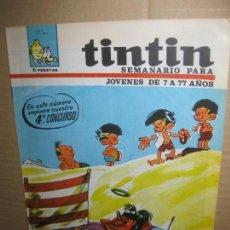 Cómics: SEMANARIO TINTIN Nº 41. . Lote 148023270