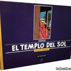 Cómics: COMIC TINTIN: EL TEMPLO DEL SOL (VERSION ORIGINAL) EDITORIAL JUVENTUD. Lote 148180298