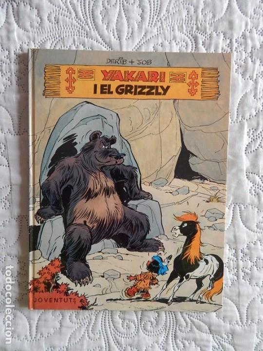 YAKARI - N.5 I EL GRIZZLY - CATALA (Tebeos y Comics - Juventud - Yakary)
