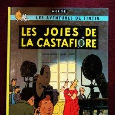 Comics - Tintin les joies de la castafiore, juventut, 1989 - 148775484