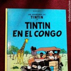 Cómics: TINTIN EN EL CONGO, JUVENTUD, 1993. Lote 148777962