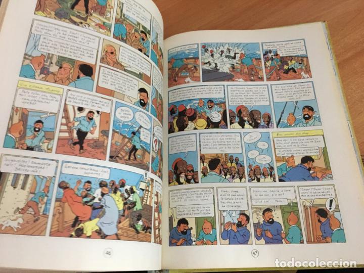 Cómics: TINTIN STOC DE COC . PRIMERA EDICION CATALAN 1967 (COIM19) - Foto 8 - 148848358