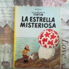 Cómics: TINTIN LA ESTRELLA MISTERIOSA. Lote 149139534