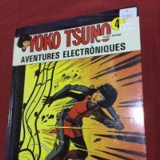 Cómics: JUVENTUD YOKO TSUNO TOMO 4 MUY BUEN ESTADO REF.TD3. Lote 149552838
