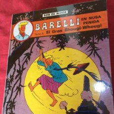 Cómics: JUVENTUD BARELLI NUMERO 4 BUEN ESTADO. Lote 149585794