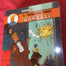 Cómics: JUVENTUD BARELLI NUMERO 1 BUEN ESTADO REF.TD12. Lote 149585890