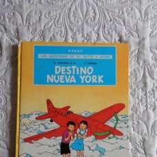 Cómics: LAS AVENTURAS DE JO ZETTE Y JOCKO - DESTINO NUEVA YORK. Lote 253180610
