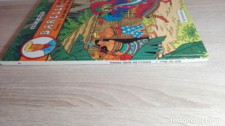 Cómics: BARELLI EN NUSA PENIDA LA ISLA DEL BRUJO Nº 2 BOB DE MOOR-ED.JUVENTUD-1ª EDICIÓN-AÑO 1990 - Foto 2 - 149736234